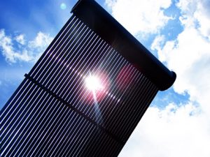 Heliocol solar heating